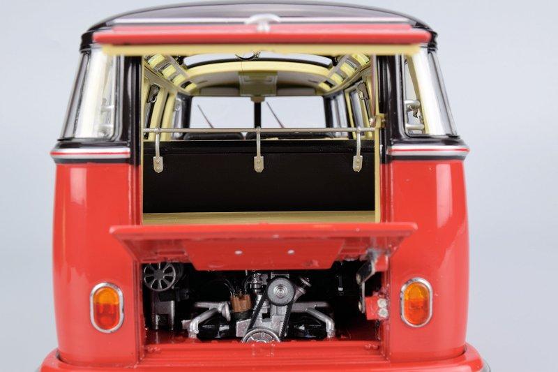 review: schuco volkswagen vw t1 samba bus • diecastsociety