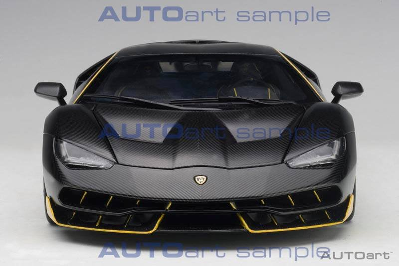 First Look Autoart Lamborghini Centenario Diecastsociety Com