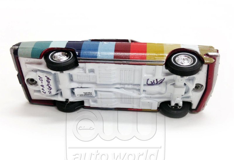 Auto World 1964 Plymouth Barracuda • DiecastSociety com