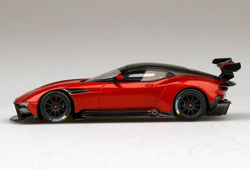 Truescale Miniatures Aston Martin Vulcan Red Diecastsociety Com