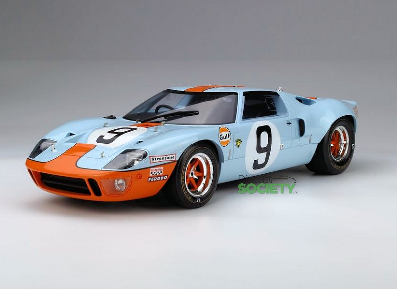 Retail Is Impressive Too This  Replica Will Set You Back Around Cnd The Ford Gt  Mk I Gulf Is Exclusively Found At Little Bolide And Ck Model