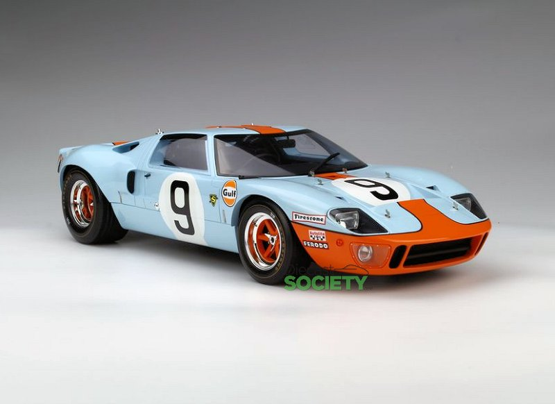 The Ford Gt  Mk I Gulf Is Exclusively Found At Little Bolide And Ck Model Cars