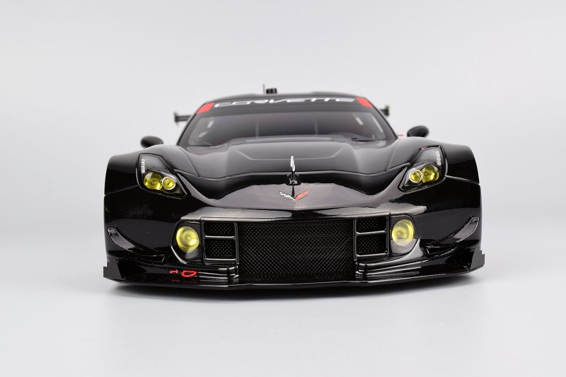 REVIEW: AUTOart Corvette C7 R Presentation • DiecastSociety com