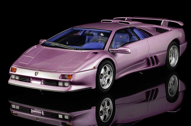 Review Gt Spiritkyosho Lamborghini Diablo Se30 Jota