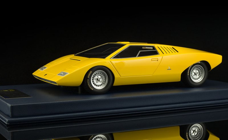 Review Looksmart Lamborghini Countach Lp5000 Prototype