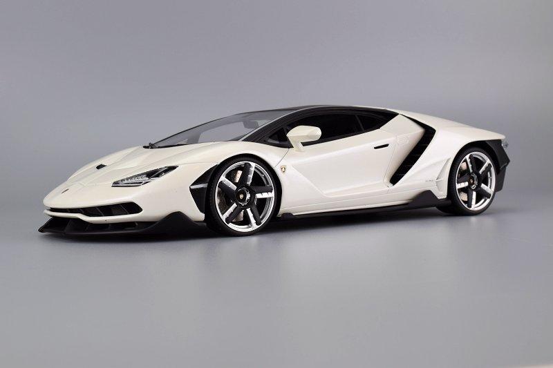 Review Kyosho Gt Spirit Lamborghini Centenario Diecastsociety Com