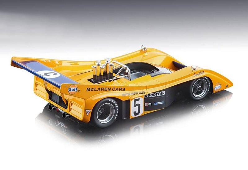 Mclaren M6b Can Am 11 Lothar Motschenbacher 1968 Bridgehampton Grand Prix 3rd Place M6a 4 Bruce 1967 Laguna Seca Winner