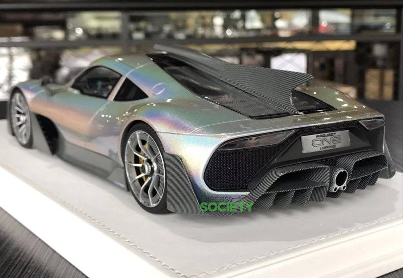 New Mercedes Amg Project One Diecastsociety Com