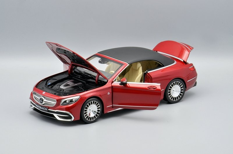 review norev mercedes benz maybach s 650 cabriolet diecastsociety com review norev mercedes benz maybach s