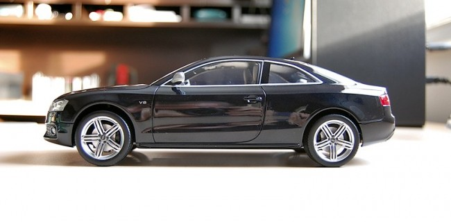 Being A Avid Audi Fan It Was Only Matter Of Time Before I Added The Norev S5 Coupe To My Collection Waiting For Good Deal On