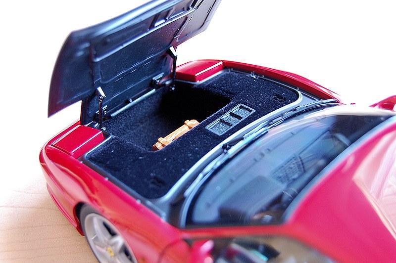 Review Kyosho Quot Hi End Quot Ferrari F355 Berlinetta 1995