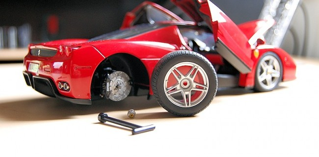 Review Bbr Ferrari Enzo Diecastsociety