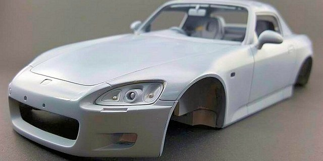 First Look One Model Honda S2000 O DiecastSociety