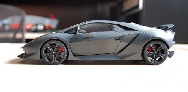Review Autoart Lamborghini Sesto Elemento Diecastsociety Com