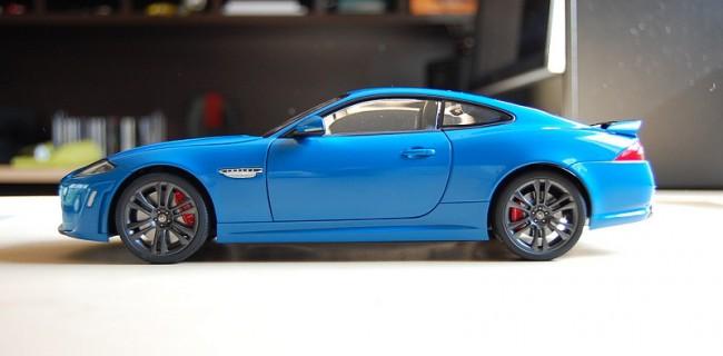 REVIEW: AUTOart Jaguar XKR-S • DiecastSociety com