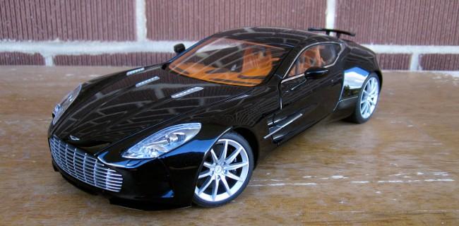 REVIEW AUTOart Aston Martin One DiecastSocietycom - Aston martin 177
