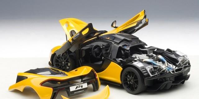AUTOart: New Signature Diecast & Composite Series