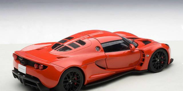 AUTOart New Hennessey Venom GT Spyder - Red ...