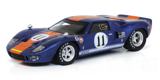 First Pics Ixo Models  Ford Gt  J Ickx D Thompson