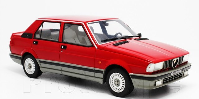LaudoracingModels New Alfa Romeo Giullietta - Alfa romeo scale models