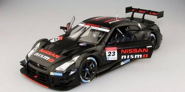 Ebbro Special 'Show Edition' Nissan GT-R Nismo Super GT500