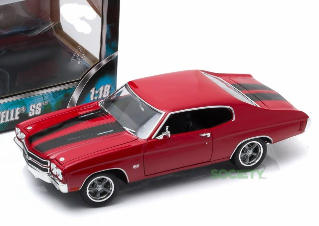 GreenLight Collectibles 1970 Chevy Chevelle SS - Fast and ...