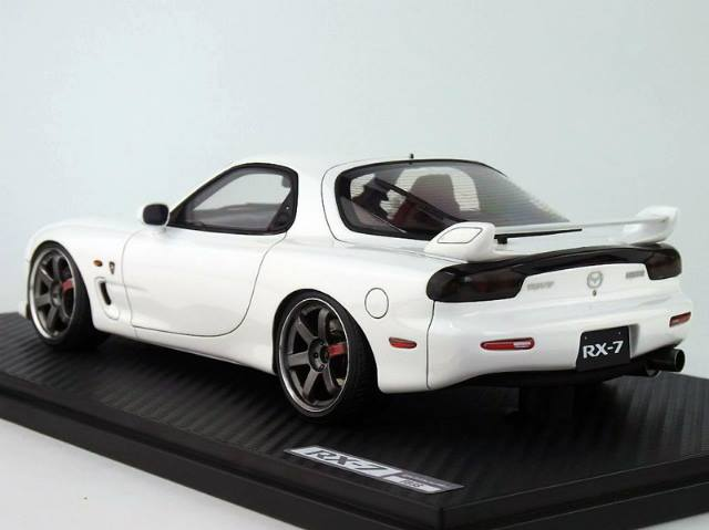 Mazda Rx7 2015 >> Ignition Models: More 1:18 Mazda RX-7 (FD3S) Goodness ...