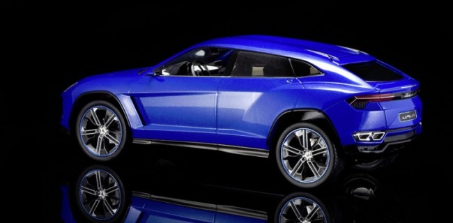 Review Model Car Group Lamborghini Urus Concept Diecastsociety Com