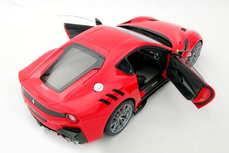 Ferrari F12 Tdf Price >> Amalgam New 1:8 Ferrari F12tdf • DiecastSociety.com