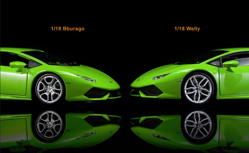 Review Welly Lamborghini Huracan Lp610 4 Diecastsociety Com