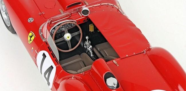 Bbr Ferrari 250 Testarossa Winner Le Mans 1958