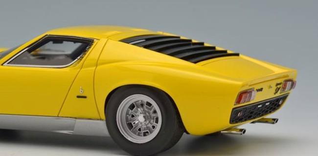 Make Up Lamborghini Miura Sv Diecastsociety