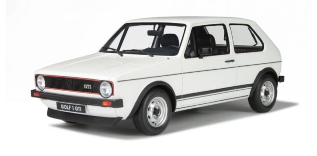 ottomobile 1 12 volkswagen mki golf gti 1600. Black Bedroom Furniture Sets. Home Design Ideas