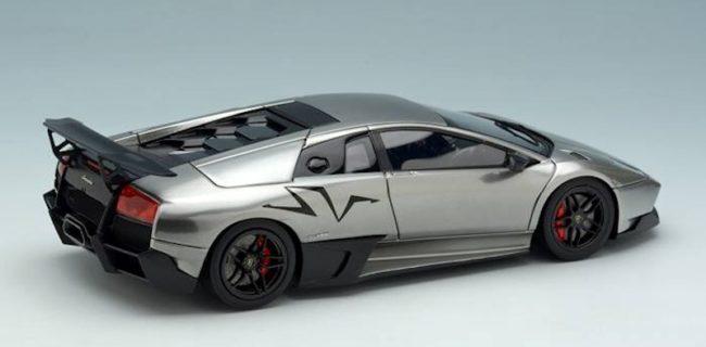 Make Up New Colours Lamborghini Murcielago Lp670 4 Sv