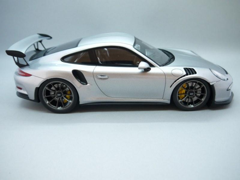Review Spark Porsche 911 991 Gt3 Rs Diecastsociety Com