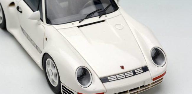 Make Up New Porsche 959 S 1986 Diecastsociety