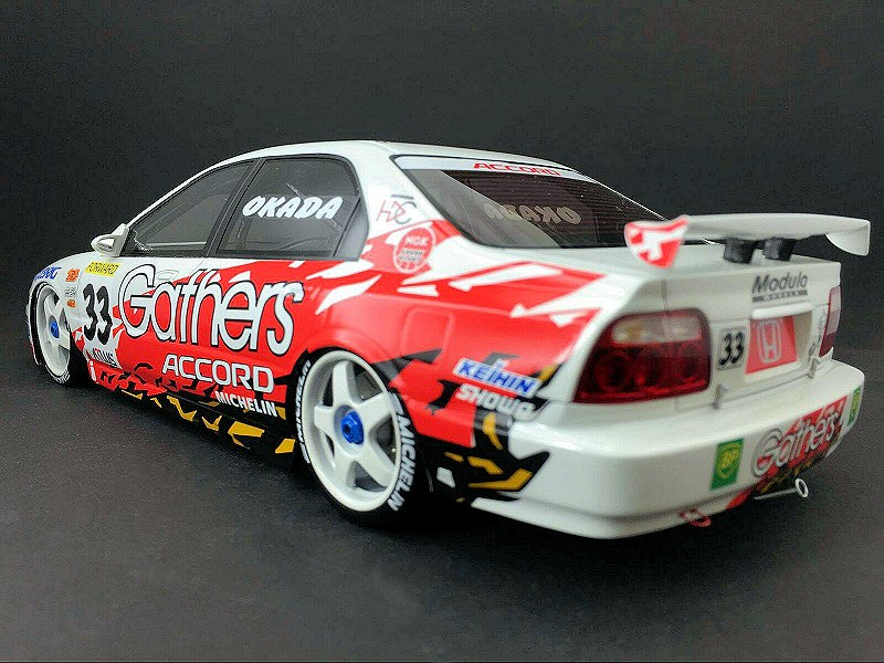 model prototype honda accord cd jtcc series diecastsocietycom