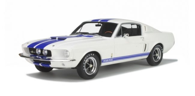 Ottomobile Otto Modell 1//12  Ford Mustang Shelby GT500 G022
