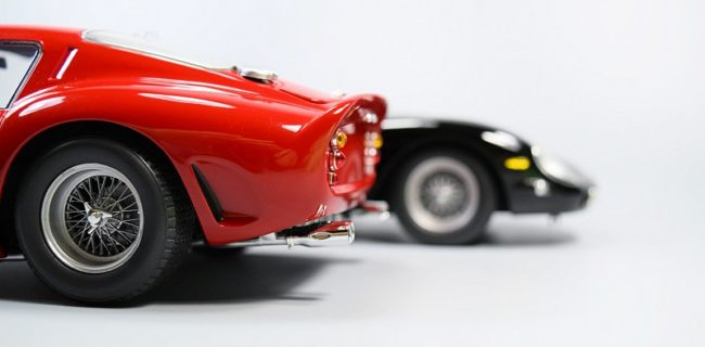 Review Kyosho Hi End Ferrari 250 Gto Red Black Diecastsociety Com