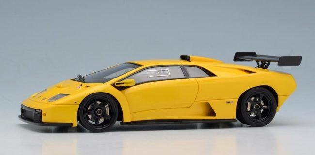 Make Up New Lamborghini Diablo Gtr 1999 Diecastsociety Com