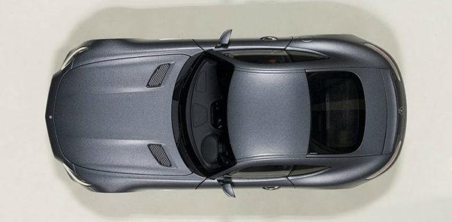 AUTOart 76312 1:18 Mercedes AMG GT S Matte Grey