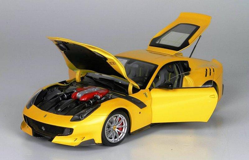 Ferrari F12 Interior >> BBR Diecast, 1:18, Opening Bits... Ferrari F12 tdf? • DiecastSociety.com