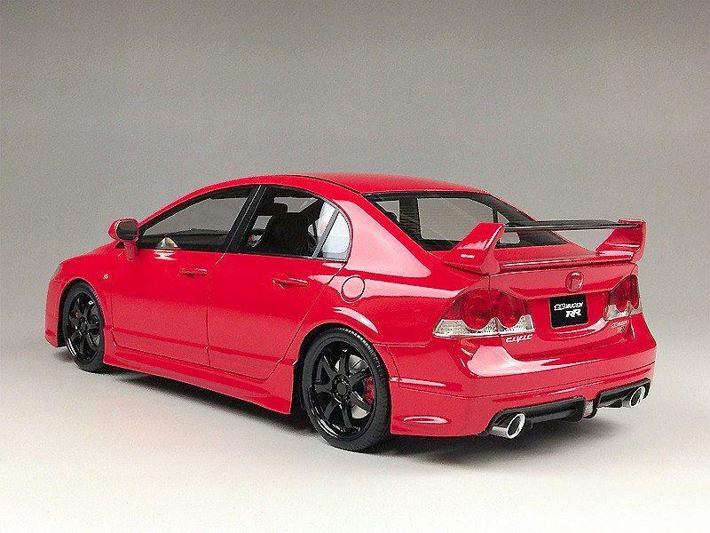 One Model Honda Fd2 Mugen Rr Diecastsociety Com