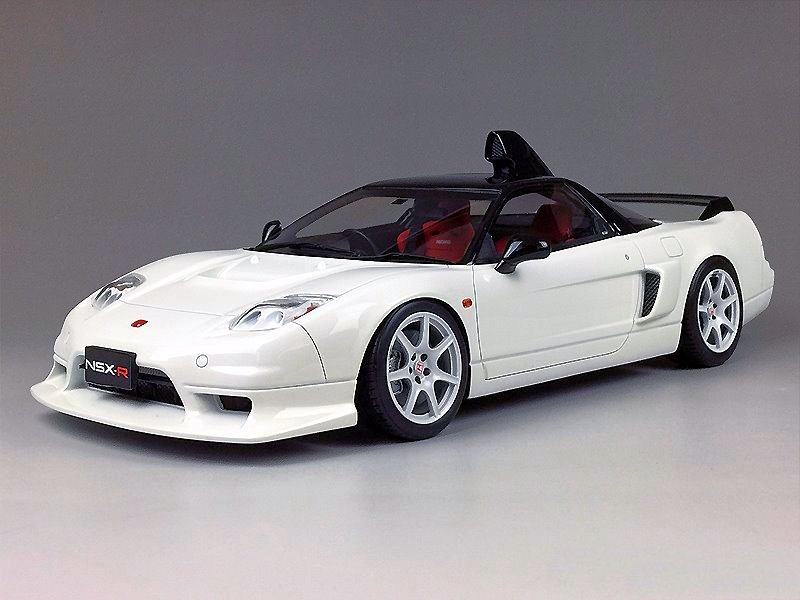 Nsx R For Sale >> One Model New Acura NSX R GT • DiecastSociety.com