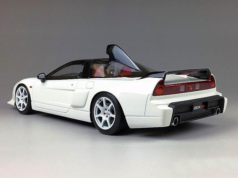 One Model New Acura NSX R GT • DiecastSociety.com