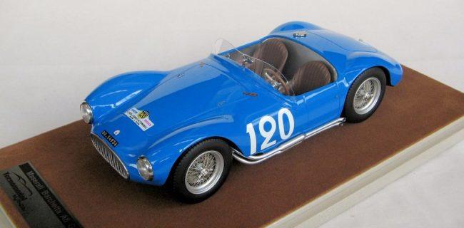 Smone 1:43 Model BANG Maserati A6 GCS #44 Casablanca 1954 Colonel