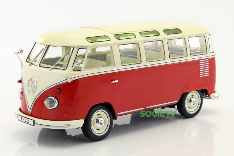 kk scale new volkswagen t1 samba. Black Bedroom Furniture Sets. Home Design Ideas