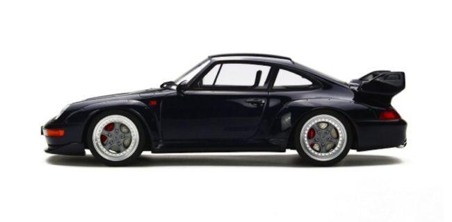 1:18 GT Spirit Porsche 911 993 GT black