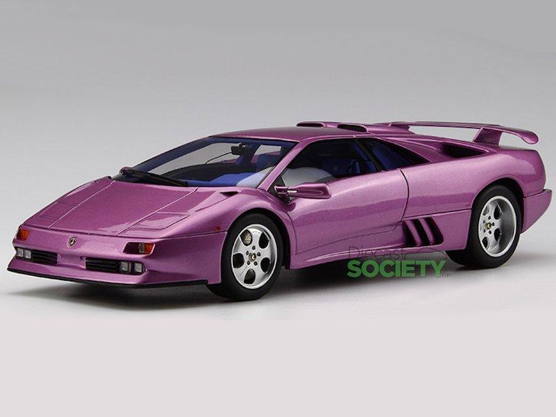 Kyosho Lamborghini Diablo Se30 Jota Violet