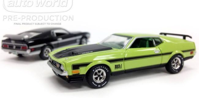 1971 FORD MUSTANG FUNNY CAR RARE 1:64 SCALE COLLECTIBLE DIECAST MODEL CAR